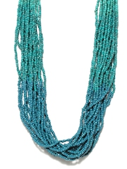 Fabindia Teal Blue Necklace