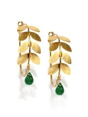 Fabindia Gold Toned Hoop Earrings
