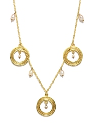 Fabindia Anusuya Gold-Toned Necklace