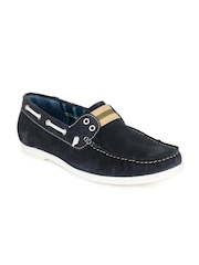 Famozi Men Navy Blue Shoes