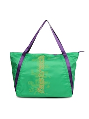 Fastrack Green Shoulder Bag