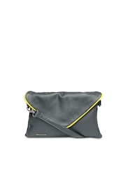 Fastrack Grey Sling Bag