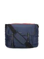 Fastrack Men Blue Messenger Bag