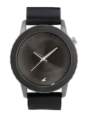 Fastrack Men Black Watch