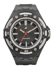 Fastrack Men Black Watch