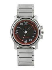 Fastrack Men Black Dial Watch
