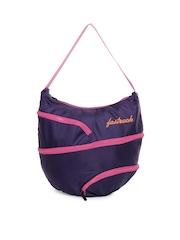 Fastrack Purple Shoulder Bag
