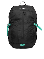 Fastrack Unisex Black Backpack