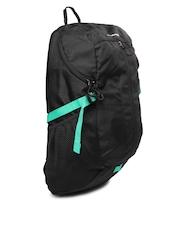 Fastrack Unisex Black Backpack