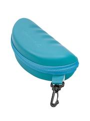 Fastrack Unisex Blue Sunglasses Case