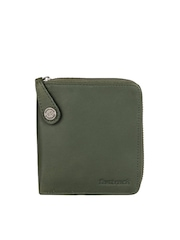 Fastrack Unisex Green Wallet