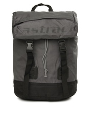 Fastrack Unisex Grey Backpack