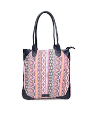 Fastrack Multicoloured Printed Shoulder Bag