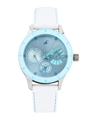 Fastrack Women Blue Dial Watch