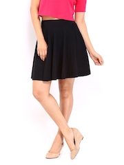 Femella Black Skater Skirt