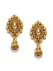 Fida Gold-Toned Drop Earrings