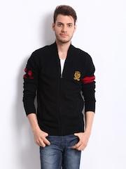 Fila Men Black Danfo Sweater