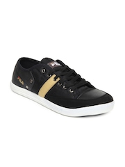Fila Men Black Destroy Casual Shoes