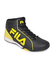 Fila Men Black Isonzo Sports Shoes