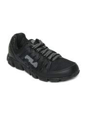 Fila Men Black Mediator Sports Shoes