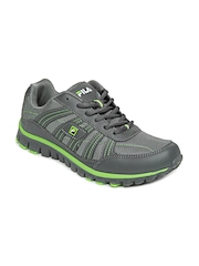 Fila Men Grey Lander Sports Shoes