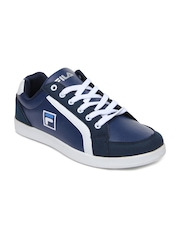 Fila Men Navy Classic Casual Shoes