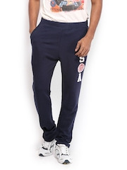 Fila Men Navy Jutti South Track Pants