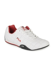 Fila Men White Sterling Sneakers