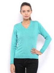 Fila Women Blue Sweater