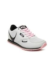 Fila Women Grey Bizza Sports Shoes