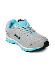 Fila Women Grey Rossy Sports Shoes