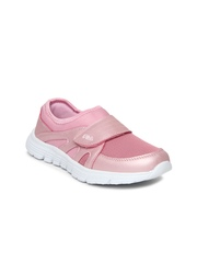Fila Women Pink Sneakers