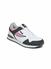 Fila Women White Fiesta Casual Shoes