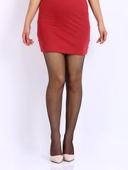 Fiore Black Doris Neo Classic Stockings