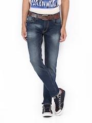 Flying Machine Men Blue Prince Slim Fit Jeans