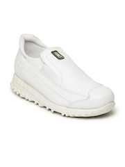 Force 10 Men White Sports Shoes