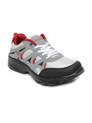 Force 10 Men Grey Sports Shoes
