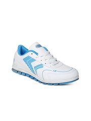 Force 10 Women White Sports Shoes