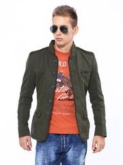Fort Collins Olive Green Jacket