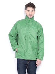 Fort Collins Men Green Hooded Jacket