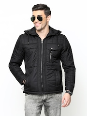 Fort Collins Men Black Jacket