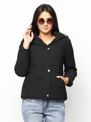Fort Collins Women Black Padded Jacket