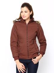 Fort Collins Women Rust Brown Jacket