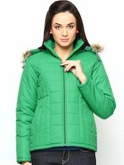 Fort Collins Women Green Jacket