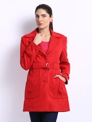 Fort Collins Women Red Coat