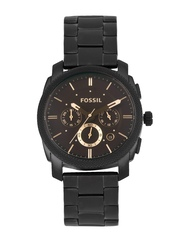 Fossil Men Brown Dial Chronograph Watch FS4682I