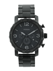 Fossil Men Black Dial Watch