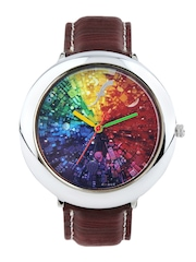 Fosters Women Multi-Coloured Dial Watch