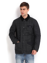 French Connection Men Black Padded Jacket