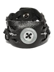 Fume Unisex Black Bracelet